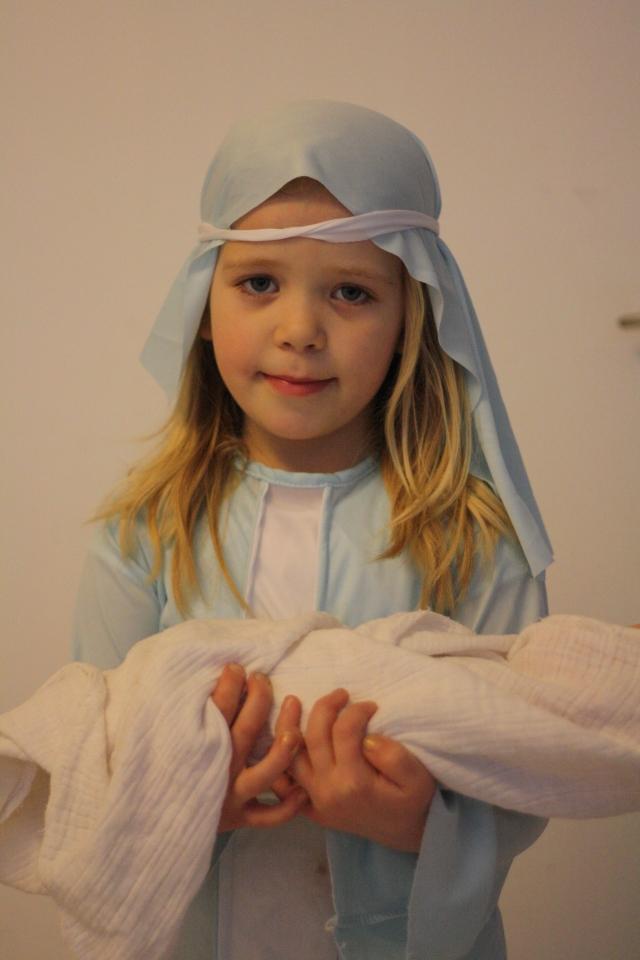 聖母マリア様。